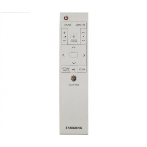 TELECOMANDO ORIGINALE SAMSUNG SMART TOUCH CONTROL RMCTPJ1AP2 BN59 01220M SERIE J REFURBISHED BIANCO