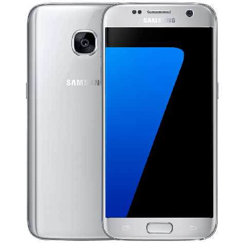 "SMARTPHONE SAMSUNG GALAXY S7 SM G930F 32GB OCTA CORE 5.1"" SUPER AMOLED DUAL PIXEL 12 MP 4G LTE REFURBISHED SILVER TITANIUM"