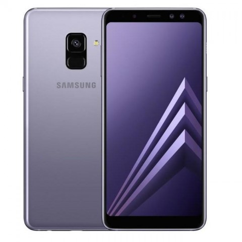"SMARTPHONE SAMSUNG GALAXY A8 SM A530F 32 GB OCTA CORE 5.6"" SUPER AMOLED 16 MP 4G LTE WIFI BLUETOOTH ANDROID REFURBISHED ORCHID GRAY"