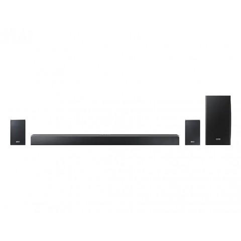 SOUNDBAR SAMSUNG HARMAN/KARDON HW Q90R 7.1.4 CANALI 512 W 17 ALTOPARLANTI WIRELESS BLUETOOTH HDMI WIFI 4K VIDEO PASS HDR REFURBISHED NATURAL GRAY