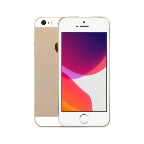 "SMARTPHONE APPLE IPHONE SE 16 GB 4"" 4G LTE CHIP A9 DUAL CORE 12 MP REFURBISHED ORO"
