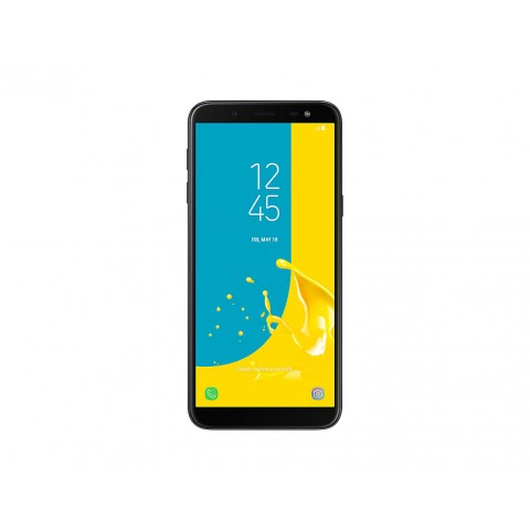 "SMARTPHONE SAMSUNG GALAXY J6 (2018) SM J600F 32 GB OCTA CORE 5.6"" SUPER AMOLED 13 MP 4G LTE WIFI BLUETOOTH ANDROID REFURBISHED NERO"