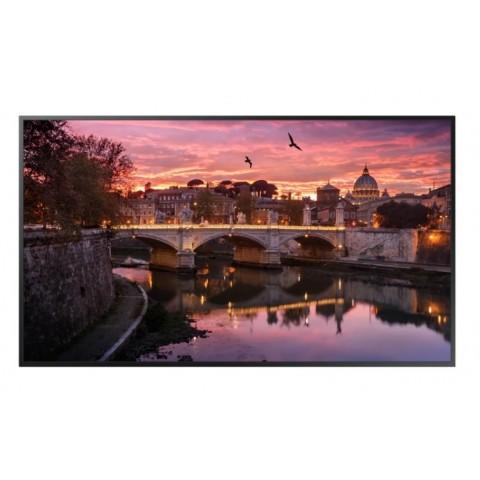 MONITOR / DISPLAY PROFESSIONALE 55'' SAMSUNG LH55QBREBGCXEN LED SERIE QBR 4K ULTRA HD WIFI USB REFURBISHED HDMI