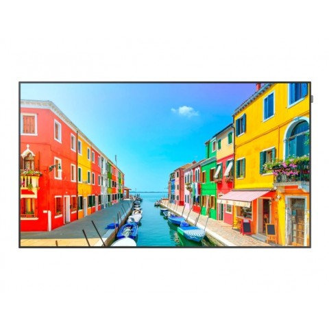 "MONITOR / DISPLAY PER ESTERNI 75"" SAMSUNG LH75OMDPWBC SERIE OMD-W LED FULL HD WIFI HDMI USB REFURBISHED ALTOPARLANTI INTEGRATI"