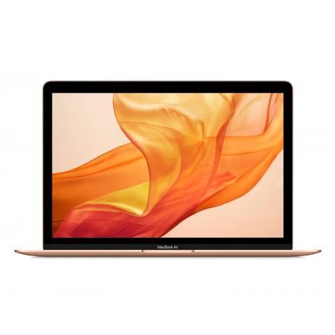 "MACBOOK AIR APPLE A1932 RETINA 13"" INTEL CORE I5 DUAL CORE 1.6 GHZ 8 GB LPDDR3 128 GB SSD INTEL HD GRAPHICS 617 WEBCAM REFURBISHED ORO"