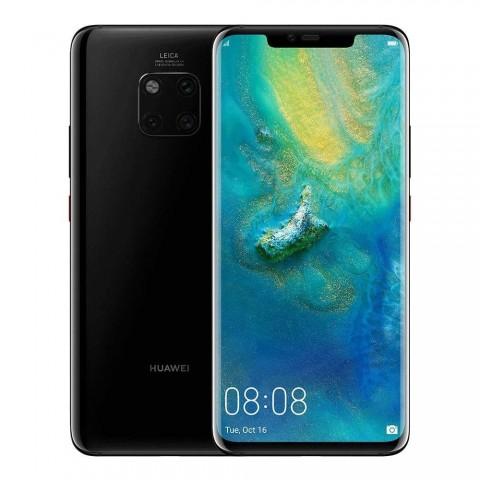 "SMARTPHONE HUAWEI MATE 20 PRO LYA L29 128 GB DUAL SIM 6.39"" 2K 4G LTE TRIPLA FOTOCAMERA OCTA CORE REFURBISHED NERO"