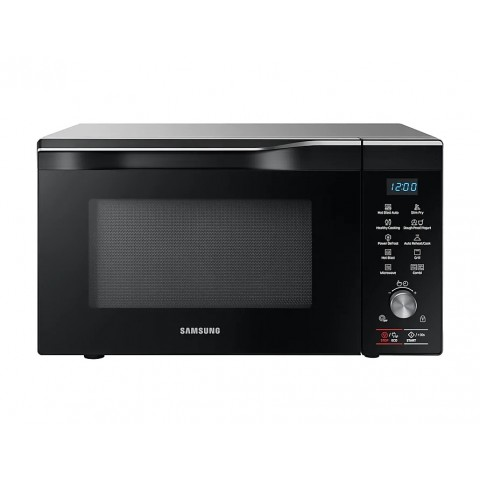 FORNO MICROONDE SAMSUNG MC32K7055CT COMBINATO 32 L 900 W 6 LIVELLI DI POTENZA GRILL DISPLAY LED REFURBISHED ARGENTO INOX