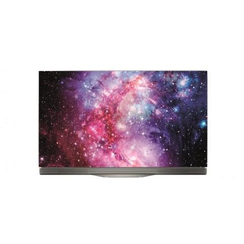 "TV LG 55"" OLED55E7N OLED 4K SMART WIFI HDMI USB SOUNDBAR INTEGRATA REFURBISHED CORNICE IN VETRO"