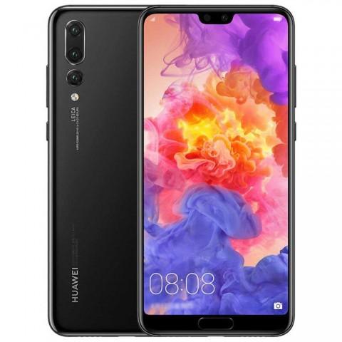 "SMARTPHONE HUAWEI P20 PRO CLT L09 128 GB 6.1"" 4G LTE TRIPLA FOTOCAMERA OCTA CORE REFURBISHED NERO"