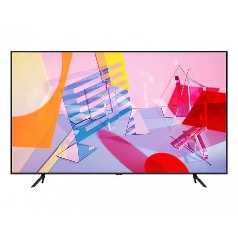 """TV 65"""" SAMSUNG QE65Q60TAU QLED Q60T 2020 4K UHD SMART WIFI 3100 PQI USB REFURBISHED HDMI"""