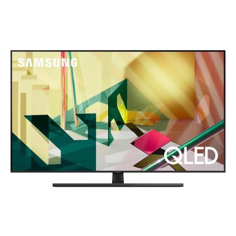 """TV 65"""" SAMSUNG QE65Q70TCT QLED SERIE 7 2020 4K SMART WIFI 3400 PQI USB REFURBISHED HDMI"""