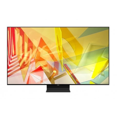 "TV 65"" SAMSUNG QE65Q90TAT QLED Q90T 2020 4K ULTRA HD SMART WIFI 4200 PQI USB REFURBISHED HDMI"