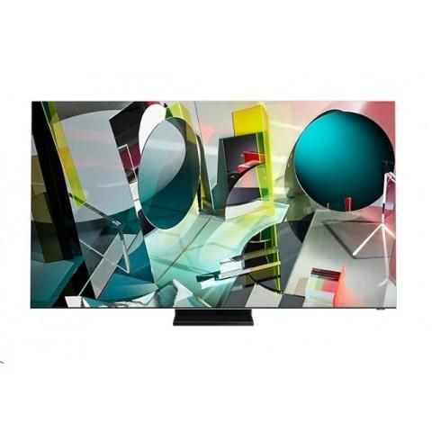 """TV 65"""" SAMSUNG QE65Q950TST QLED Q950T 2020 SERIE 9 8K SMART WIFI 4700 PQI HDMI USB REFURBISHED INOX"""