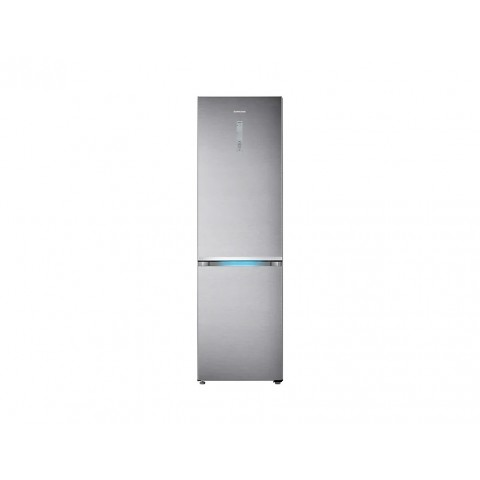 FRIGORIFERO SAMSUNG RB36R883PSR COMBINATO KITCHEN FIT 380 L 60 CM INOX NO FROST PREMIUM DIGITAL INVERTER LIBERA INSTALLAZIONE REFURBISHED CLASSE A++