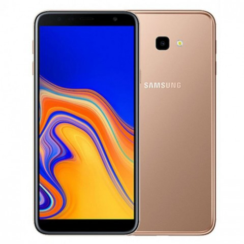 "SMARTPHONE SAMSUNG GALAXY J4 PLUS SM J415F DUAL SIM 32 GB QUAD CORE 6"" 13 MP 4G LTE WIFI BLUETOOTH ANDROID REFURBISHED GOLD"