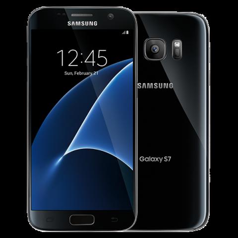 "SMARTPHONE SAMSUNG GALAXY S7 SM G930F 32GB OCTA CORE 5.1"" SUPER AMOLED DUAL PIXEL 12 MP 4G LTE BLACK ONYX"