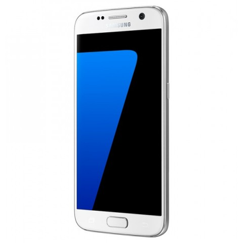 "SMARTPHONE SAMSUNG GALAXY S7 SM G930F 32GB OCTA CORE 5.1"" SUPER AMOLED DUAL PIXEL 12 MP 4G LTE REFURBISHED WHITE PEARL"