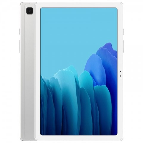TABLET 10.4'' SAMSUNG GALAXY TAB A7 SM T500 32 GB OCTA CORE WIFI BLUETOOTH 8 MP ANDROID REFURBISHED SILVER