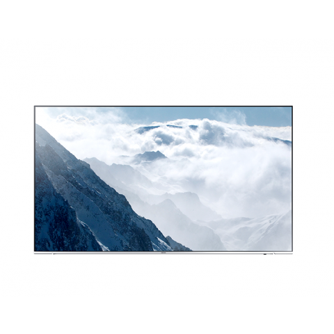 "TV 55"" SAMSUNG UE55KS7000 LED SERIE 7 SUHD 4K SMART WIFI 2100 PQI HDMI USB SILVER REFURBISHED SENZA BASE CON STAFFA A MURO"