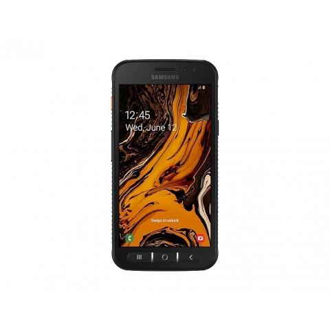 "SMARTPHONE SAMSUNG GALAXY XCOVER 4s SM G398F DUAL SIM 5"" 32 GB OCTA CORE 4G LTE WIFI NFC BLUETOOTH REFURBISHED NERO"