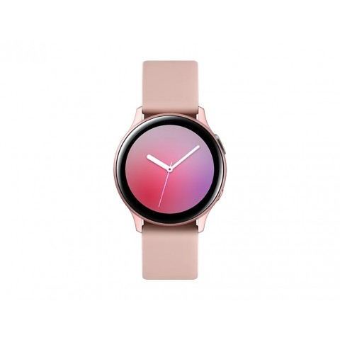 "SMARTWATCH SAMSUNG GALAXY WATCH ACTIVE2 40 MM ALUMINIUM SM R830 1.2"" SUPER AMOLED 4 GB DUAL CORE WIFI BLUETOOTH REFURBISHED PINK GOLD"