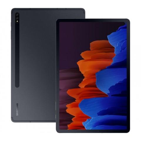 """TABLET SAMSUNG GALAXY TAB S7 PLUS SM T970 12.4"""" 128 GB ROM 6 GB RAM OCTA CORE WIFI BLUETOOTH 13 + 5 MP ANDROID REFURBISHED MYSTIC BLACK"""