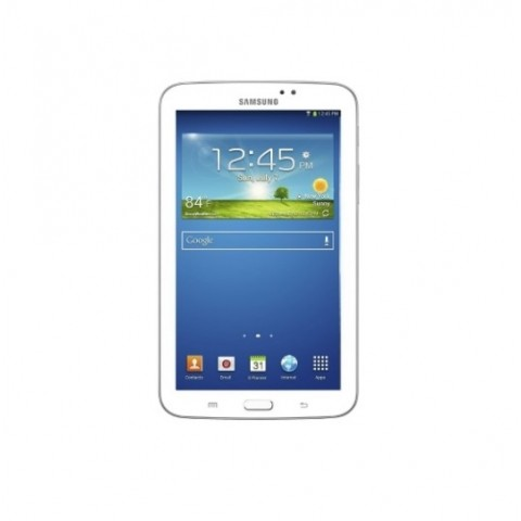 "TABLET SAMSUNG GALAXY TAB 3 SM T210 7"" 8 GB DUAL CORE WIFI BLUETOOTH 3.1 MP ANDROID REFURBISHED BIANCO"