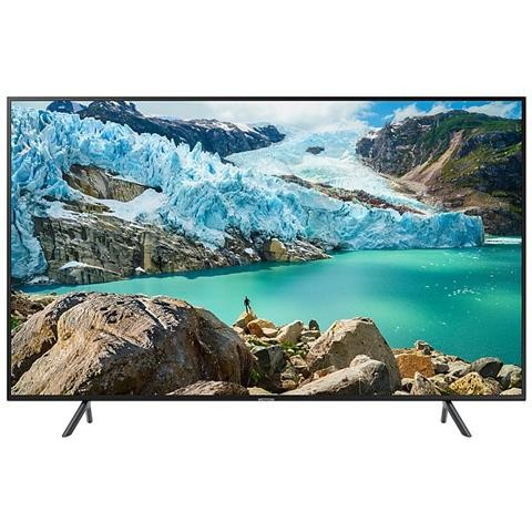 "TV 43"" SAMSUNG UE43RU7170 LED 4K ULTRA HD SMART WIFI 1400 PQI HDMI USB REFURBISHED CHARCOAL BLACK"