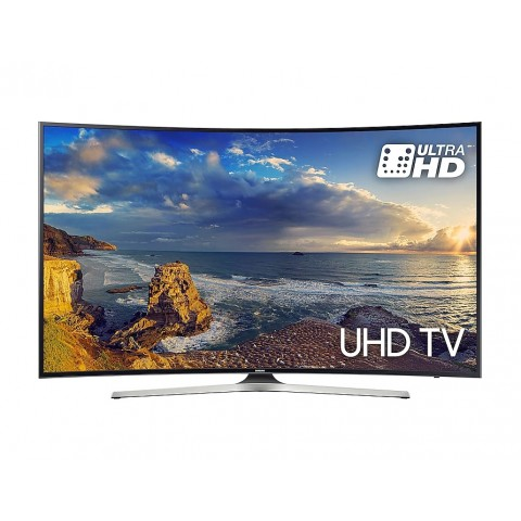 "TV 49"" SAMSUNG UE49MU6200 LED SERIE 6 CURVO 4K ULTRA HD SMART WIFI 1400 PQI USB REFURBISHED HDMI"