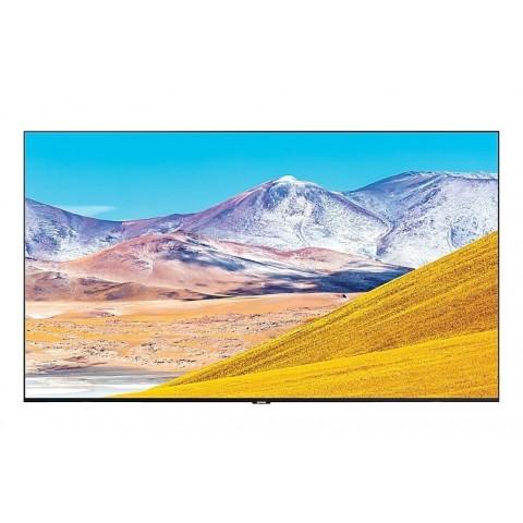 "TV 50"" SAMSUNG UE50TU8070 LED SERIE 8 2020 CRYSTAL 4K ULTRA HD SMART WIFI 2100 PQI HDMI USB REFURBISHED SENZA BASE CON STAFFA A MURO"