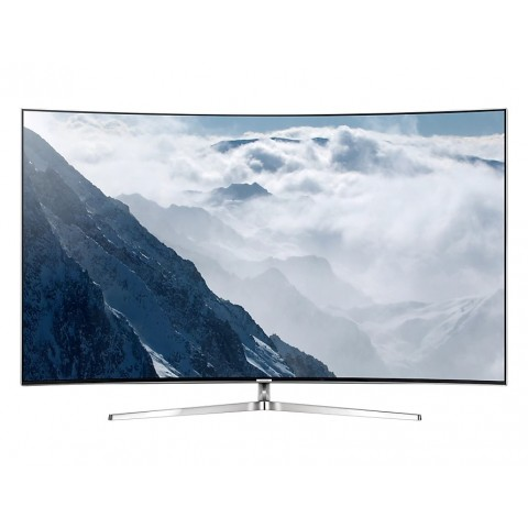 "TV 55"" SAMSUNG UE55KS9000 LED SERIE 9 CURVO SUHD 4K SMART WIFI 2400 PQI HDMI USB SILVER"