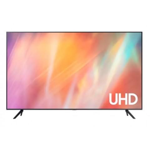 "TV 65"" SAMSUNG UE65AU7170 LED SERIE 7 2021 CRYSTAL 4K ULTRA HD SMART WIFI 2000 PQI HDMI USB REFURBISHED TITAN GRAY"