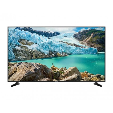 "TV 65"" SAMSUNG UE65RU7090 LED SERIE 7 2019 4K ULTRA HD SMART WIFI 1400 PQI HDMI USB REFURBISHED CHARCOAL BLACK"