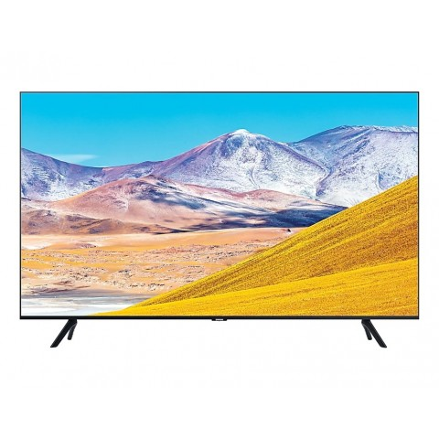"TV 65"" SAMSUNG UE65TU8070 LED SERIE 8 2020 CRYSTAL 4K ULTRA HD SMART WIFI 2100 PQI USB REFURBISHED HDMI"