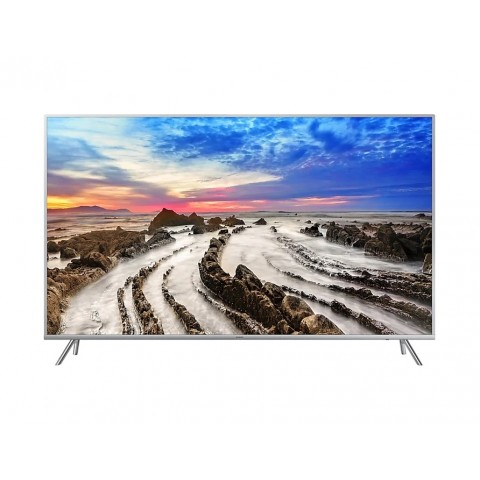 TV 75'' SAMSUNG UE75MU7000 LED SERIE 7 4K ULTRA HD SMART WIFI 2300 PQI HDMI USB ARGENTO