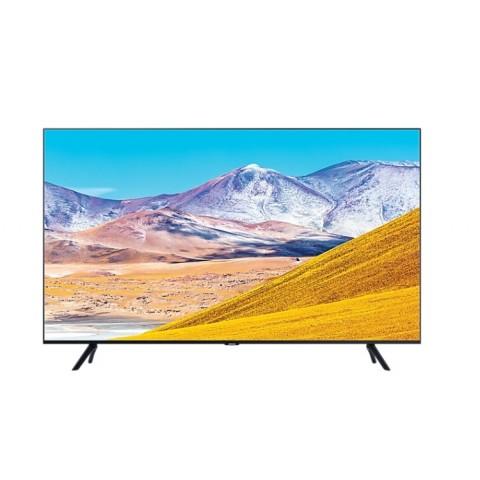 "TV 82"" SAMSUNG UE82TU8070 LED SERIE 8 2020 CRYSTAL UHD 4K SMART WIFI 2100 PQI USB REFURBISHED HDMI"