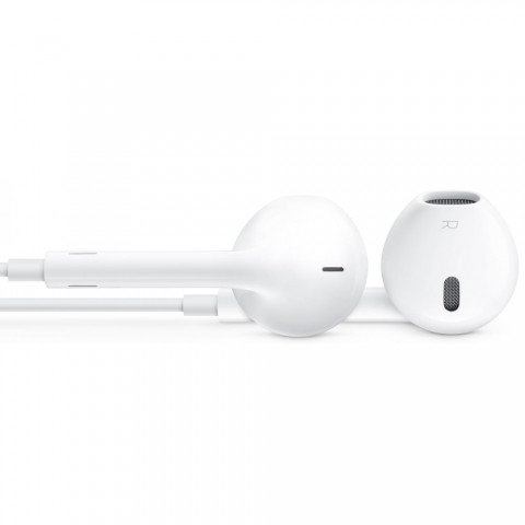 AURICOLARI ORIGINALI APPLE EARPODS MD827ZM/A CON TELECOMANDO E MICROFONO PER IPOD IPHONE IPAD